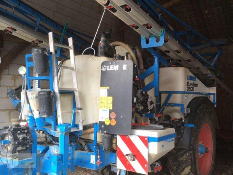 Anhängespritze des Typs Lemken Eurotrain 3500 TC, Gebrauchtmaschine in Coppenbruegge (Bild 1)