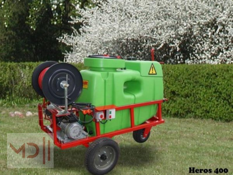 Anhängespritze des Typs MD Landmaschinen KR Karrengartenspritze Heros, Neumaschine in Zeven (Bild 1)