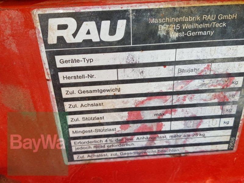 Anhängespritze des Typs Rau 14 GV 25, Gebrauchtmaschine in Bamberg (Bild 9)
