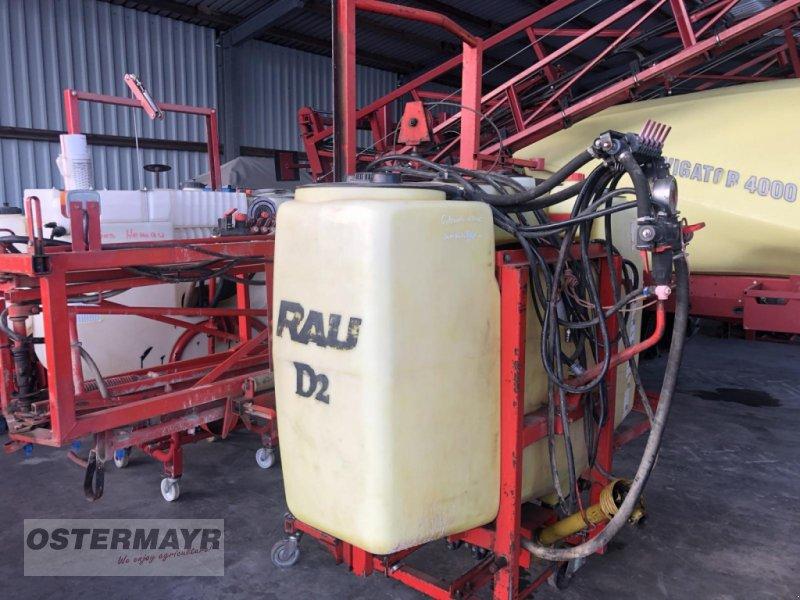 Anhängespritze des Typs Rau D 2  800 ltr., Gebrauchtmaschine in Rohr (Bild 1)