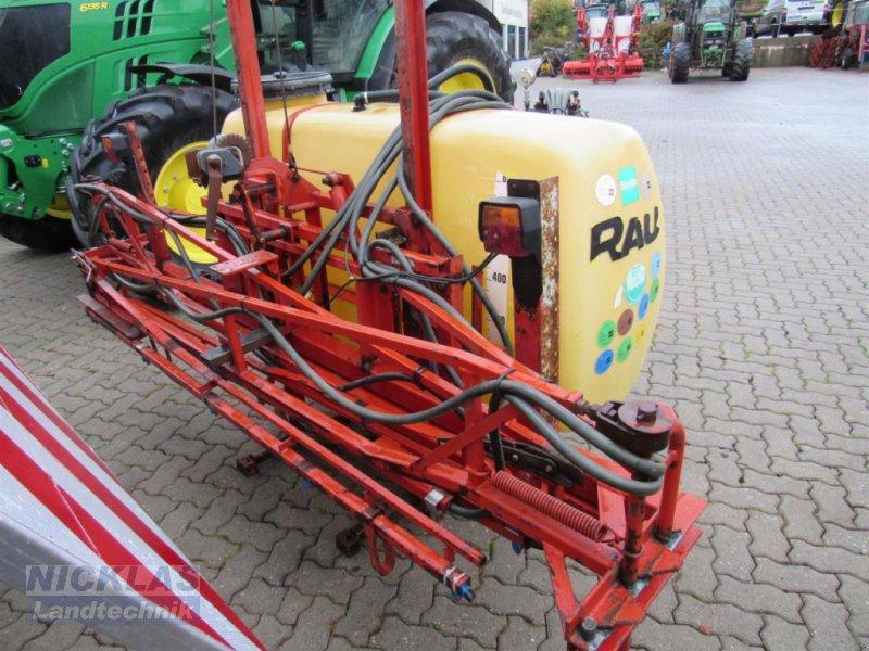 Anhängespritze типа Rau Spritze 600 ltr., Gebrauchtmaschine в Schirradorf (Фотография 1)