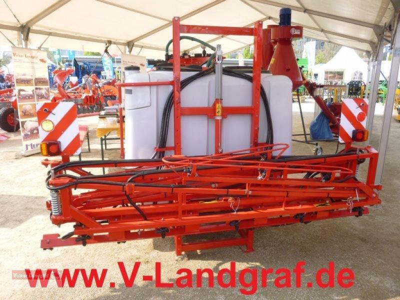 Anhängespritze des Typs Unia EKO 615, Neumaschine in Ostheim/Rhön (Bild 1)