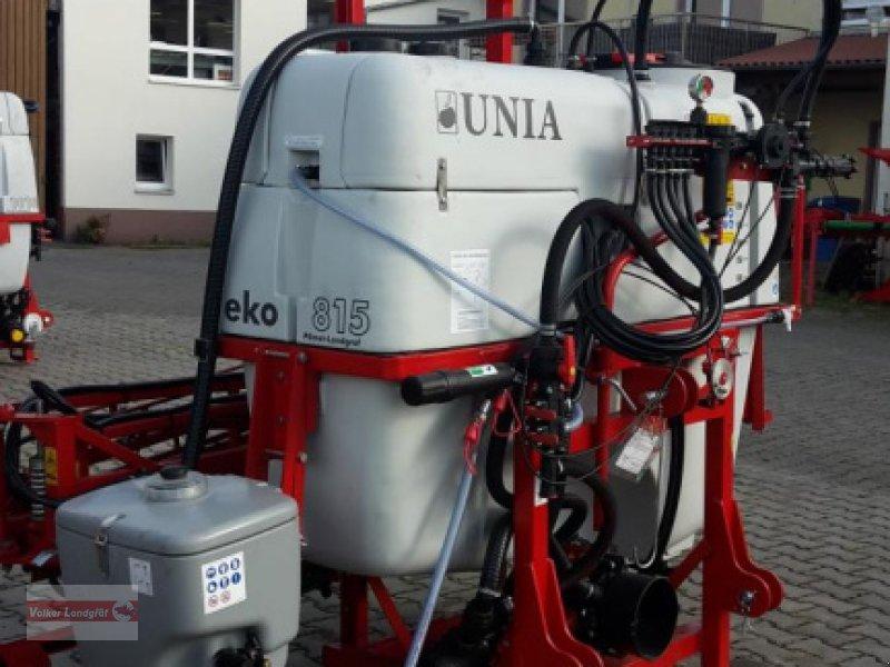 Anhängespritze des Typs Unia EKO 815, Neumaschine in Ostheim/Rhön (Bild 4)