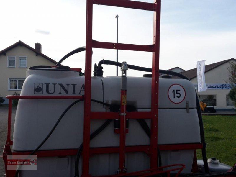 Anhängespritze des Typs Unia EKO 815, Neumaschine in Ostheim/Rhön (Bild 2)