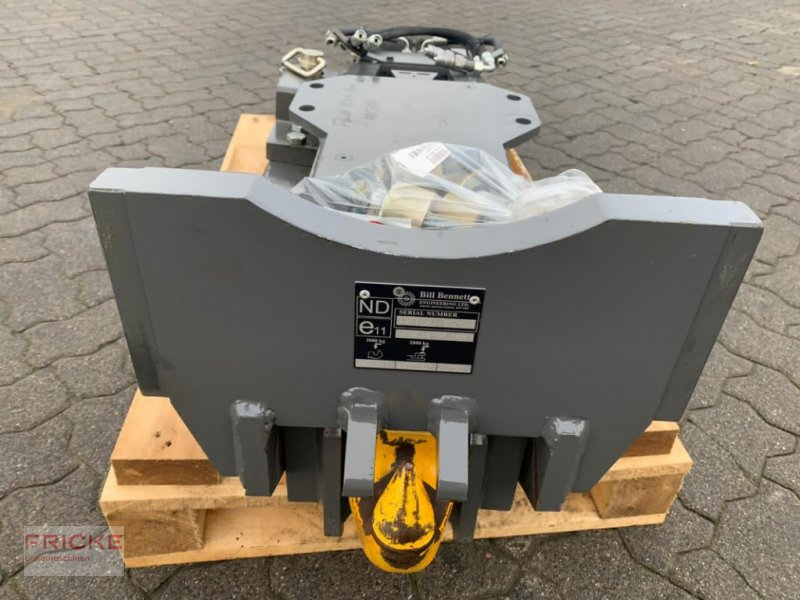 Anhängevorrichtung типа Fendt Hitch für 900er Vario, Gebrauchtmaschine в Demmin (Фотография 1)