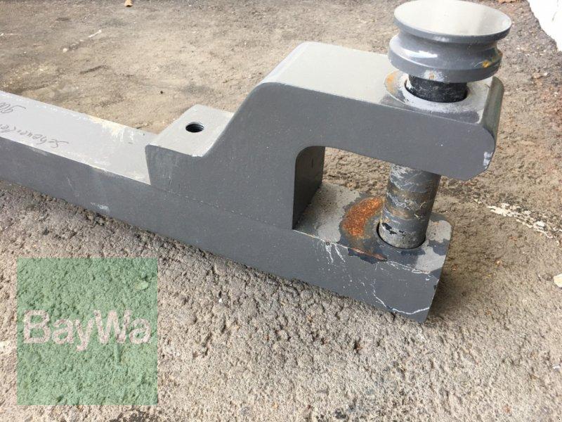 Anhängevorrichtung des Typs Fendt Piton-Fix passend für Fendt 900S4, Gebrauchtmaschine in Dinkelsbühl (Bild 4)
