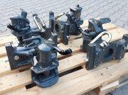 Fendt Sauermann Zugmaul K80 K50 312mm Festanbau ťažné zariadenie