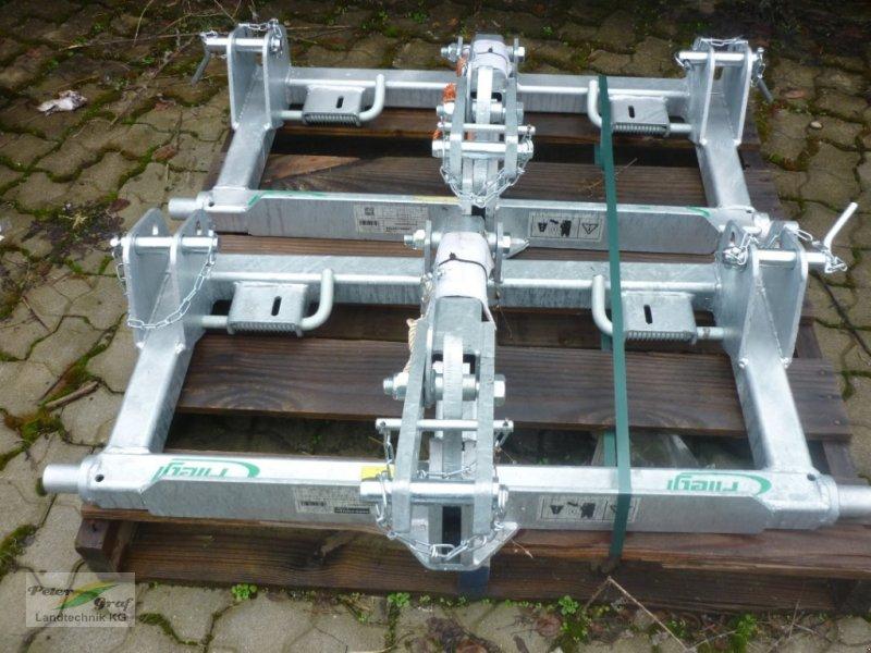 Anhängevorrichtung типа Fliegl Dreipunktadapter ausklinkbar, Neumaschine в Pegnitz-Bronn (Фотография 1)