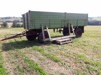 Köstler Fahrzeugbau Anhängewagen 2 Achsen Anhängevorrichtung