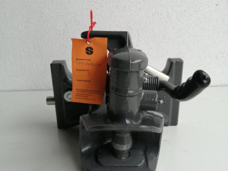 Anhängevorrichtung типа Sauermann HS 1600 1 KUD 38, Neumaschine в St.Marienkirchen (Фотография 1)