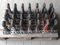 Sonstige Zugöse 50 mm Flanschzugösen Zugvorrichtung für Anhänger, Kipper, ... Zaczep transportowy