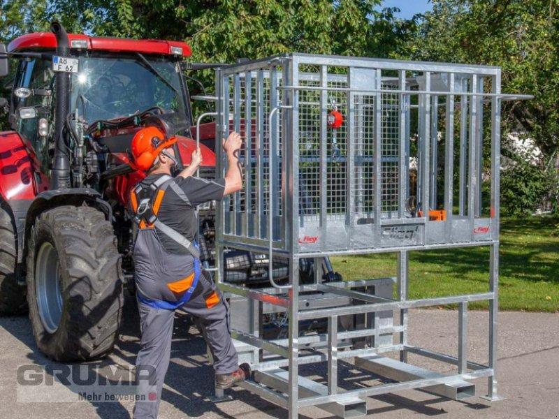 Arbeitsbühne typu Fliegl Arbeitsbühne mit Erhöhung, Neumaschine v Friedberg-Derching (Obrázok 1)