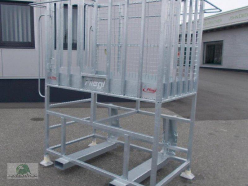 Arbeitsbühne typu Fliegl Arbeitsbühne, Neumaschine v Steinwiesen-Neufang (Obrázok 1)
