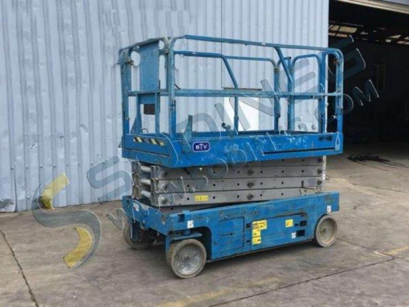Arbeitsbühne типа Genie GS2646, Gebrauchtmaschine в NEUVILLE SAINT AMAND (Фотография 1)