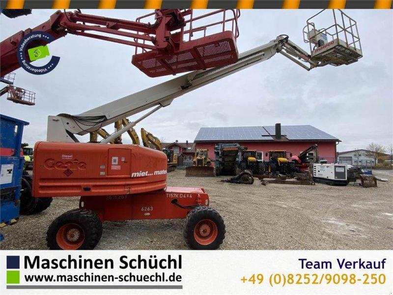 Arbeitsbühne typu Genie S 45 4x4 Allrad Arbeithöhe 16m, Teleskopbühne JIB, Gebrauchtmaschine v Schrobenhausen (Obrázok 1)