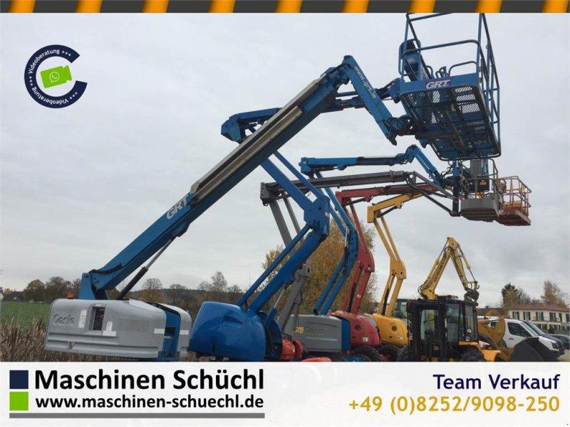 Arbeitsbühne des Typs Genie S 45 4x4 Allrad Arbeithöhe 16m, Teleskopbühne JIB, Gebrauchtmaschine in Schrobenhausen (Bild 1)