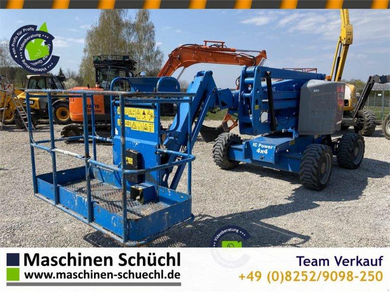 Arbeitsbühne типа Genie Z45/25 J RT Gelenk-Teleskopbühne JIB 4x4 TOP!, Gebrauchtmaschine в Schrobenhausen (Фотография 1)