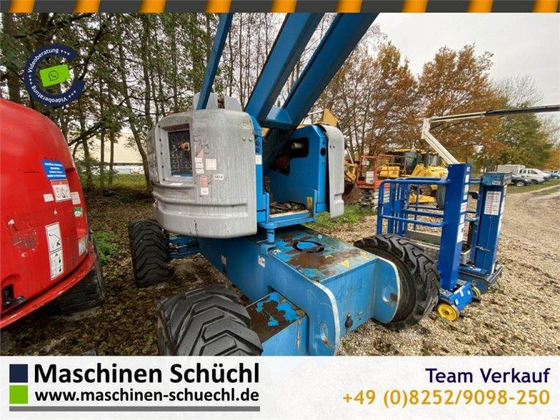 Arbeitsbühne des Typs Genie Z60/34 Gelenk-Teleskopbühne 4x4 20m AH TOP, Gebrauchtmaschine in Schrobenhausen (Bild 1)