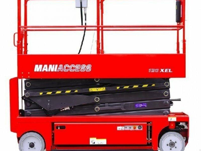 Arbeitsbühne typu Hangcha 140XEN, Gebrauchtmaschine v senlis (Obrázok 1)