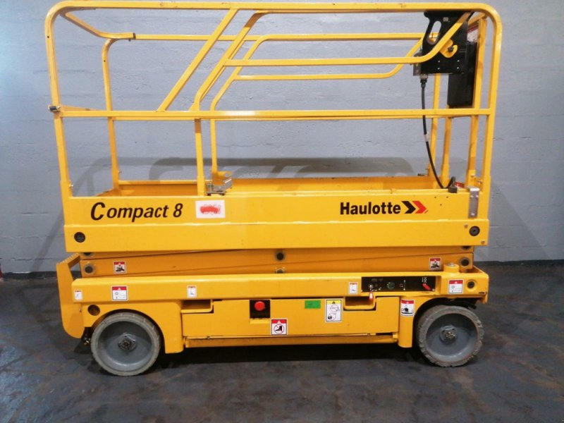 Arbeitsbühne typu Haulotte COMPACT 8, Gebrauchtmaschine v senlis (Obrázok 3)