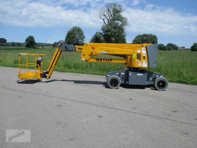Arbeitsbühne typu Haulotte HA 15 IP, Gebrauchtmaschine v Massing (Obrázok 4)