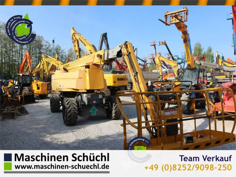 Arbeitsbühne typu Haulotte HA 41 PX-NT Gelenk-Teleskopbühne, Gebrauchtmaschine v Schrobenhausen (Obrázok 1)