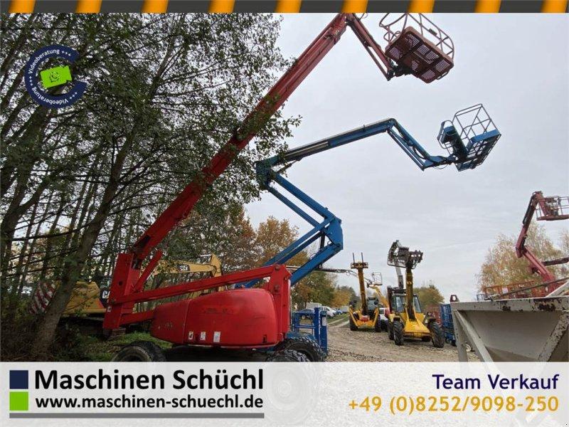Arbeitsbühne typu Haulotte HA260 PX Gelenk-Teleskopbühne 26m Arbeitshöhe 4x4, Gebrauchtmaschine v Schrobenhausen (Obrázok 1)