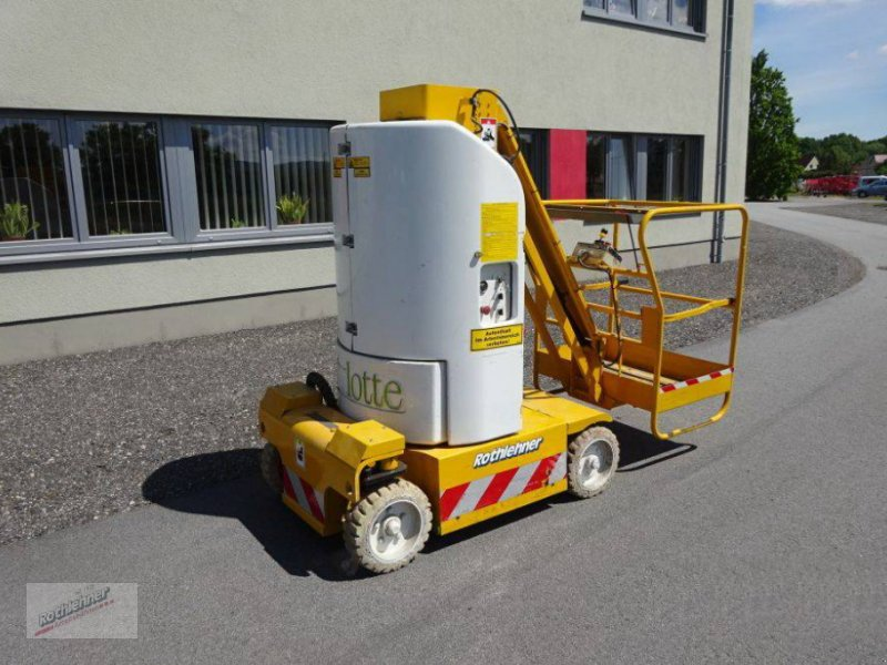 Arbeitsbühne typu Haulotte HM 10 P, Gebrauchtmaschine v Massing (Obrázok 1)