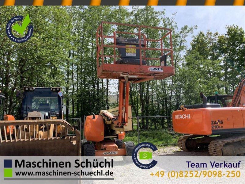 Arbeitsbühne typu JLG 450AJ Gelenk-Teleskopbühne 16m 4x4, Gebrauchtmaschine v Schrobenhausen (Obrázok 1)