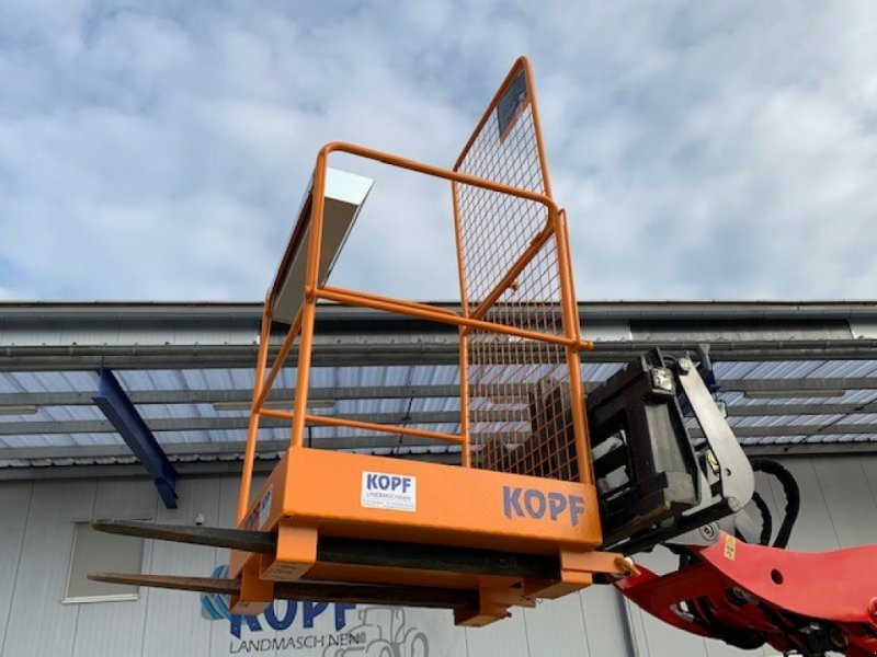 Arbeitsbühne typu Kopf Arbeitskorb, Arbeitsbühne 240 kg, Neumaschine v Schutterzell (Obrázok 1)