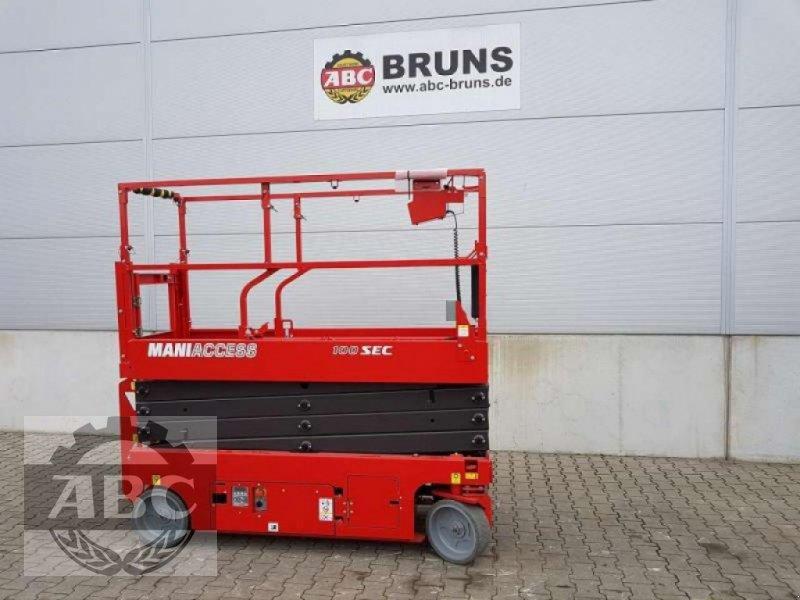 Arbeitsbühne типа Manitou 100 SEC, Neumaschine в Cloppenburg (Фотография 1)