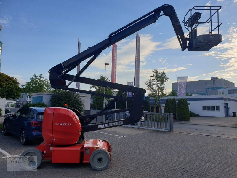 Arbeitsbühne typu Manitou 170 AETJ-L, Gebrauchtmaschine v Friedrichsdorf (Obrázok 1)