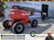 Arbeitsbühne des Typs Manitou 180 ATJ Jib-Arm 4x4, Gebrauchtmaschine in Schrobenhausen-Edels