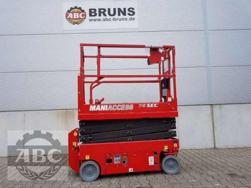 Arbeitsbühne типа Manitou 78 SEC, Neumaschine в Cloppenburg (Фотография 1)