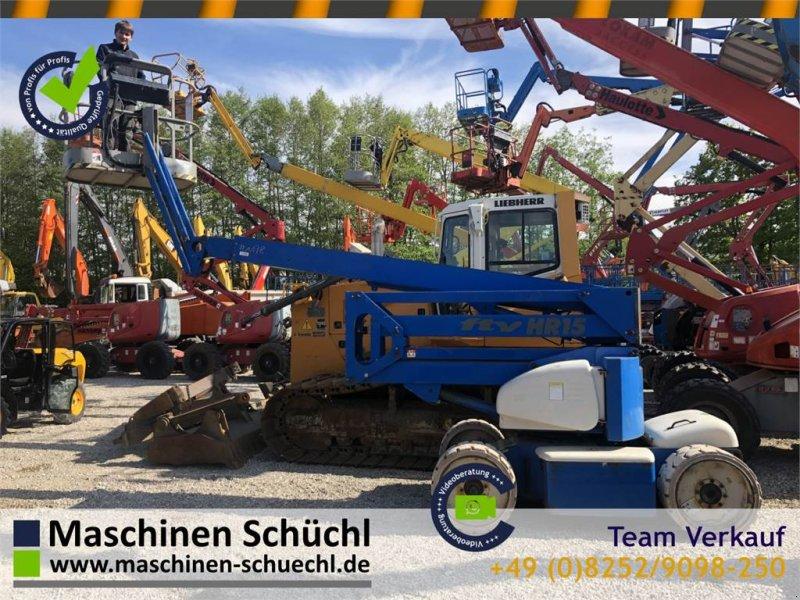 Arbeitsbühne typu Niftylift HR 15 NDE Gelenk-Teleskopbühne, Gebrauchtmaschine v Schrobenhausen (Obrázok 1)