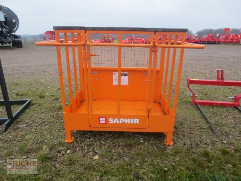 Arbeitsbühne typu Saphir Gr. 1 Arbeitsbühne, Gebrauchtmaschine v Bockel - Gyhum (Obrázok 2)