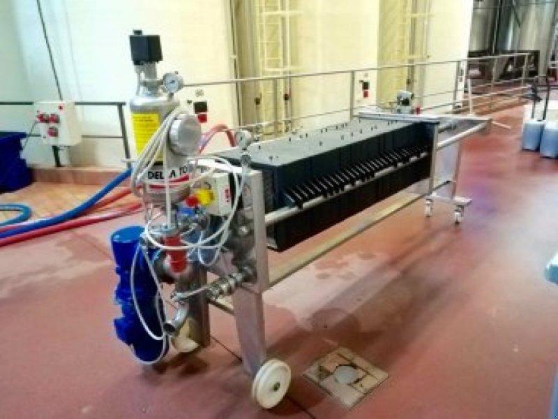 Arbeitsbühne a típus Sonstige Filtre presse avec cuve de mélange, Gebrauchtmaschine ekkor:  (Kép 1)