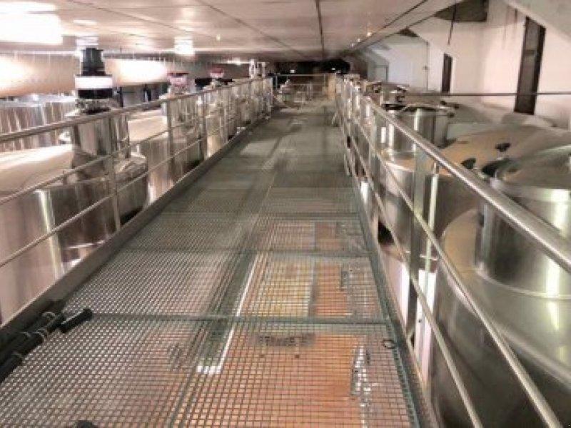 Arbeitsbühne a típus Sonstige Passerelle inox - Avec escalier, Gebrauchtmaschine ekkor:  (Kép 1)