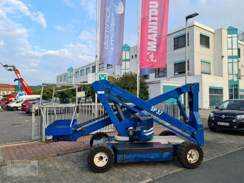 Arbeitsbühne типа Upright SP 37 Accu 2021, Gebrauchtmaschine в Friedrichsdorf (Фотография 1)