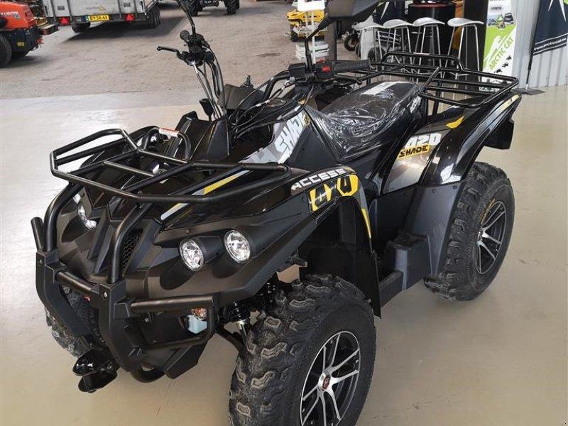 ATV & Quad типа Access Motor Shade 420, Gebrauchtmaschine в Glamsbjerg (Фотография 1)