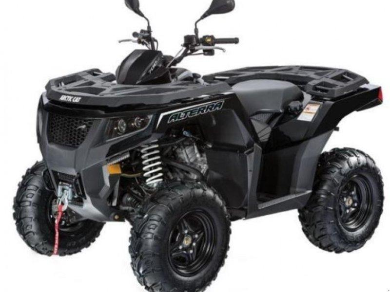 ATV & Quad a típus Arctic Cat 700i Alterra 4X4 - Incl. T3 Traktor, Gebrauchtmaschine ekkor: Ringkøbing (Kép 1)
