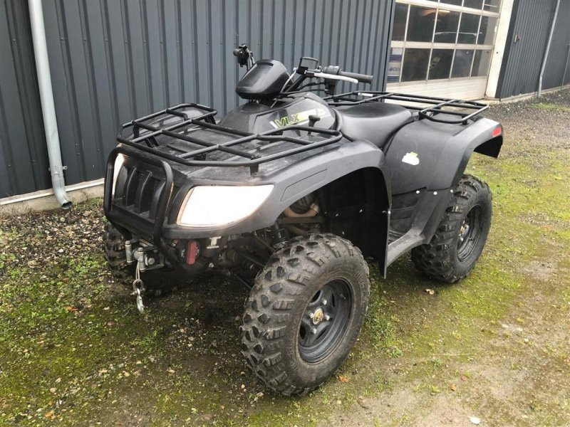 ATV & Quad типа Arctic Cat 700i VLX 4X4, Gebrauchtmaschine в Sindal (Фотография 1)