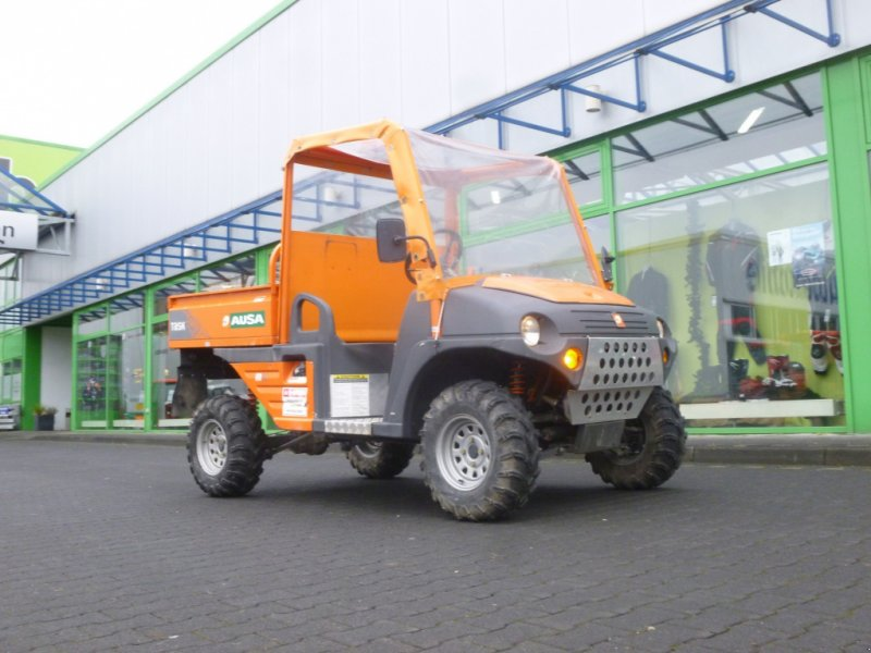ATV & Quad типа Ausa Task M50, Gebrauchtmaschine в Olpe (Фотография 1)