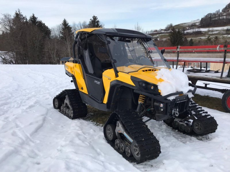 ATV & Quad типа Can Am Comander, Gebrauchtmaschine в Helgisried (Фотография 1)