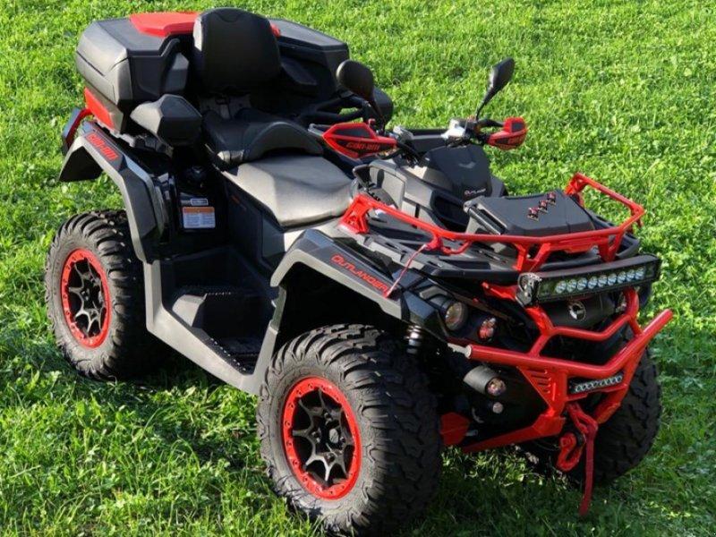 ATV & Quad des Typs Can Am Outlander 1000 MAX XT-P, Gebrauchtmaschine in Buochs NW (Bild 1)