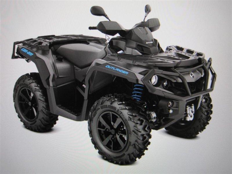 ATV & Quad des Typs Can Am Outlander XT 650, Gebrauchtmaschine in Hammel (Bild 1)