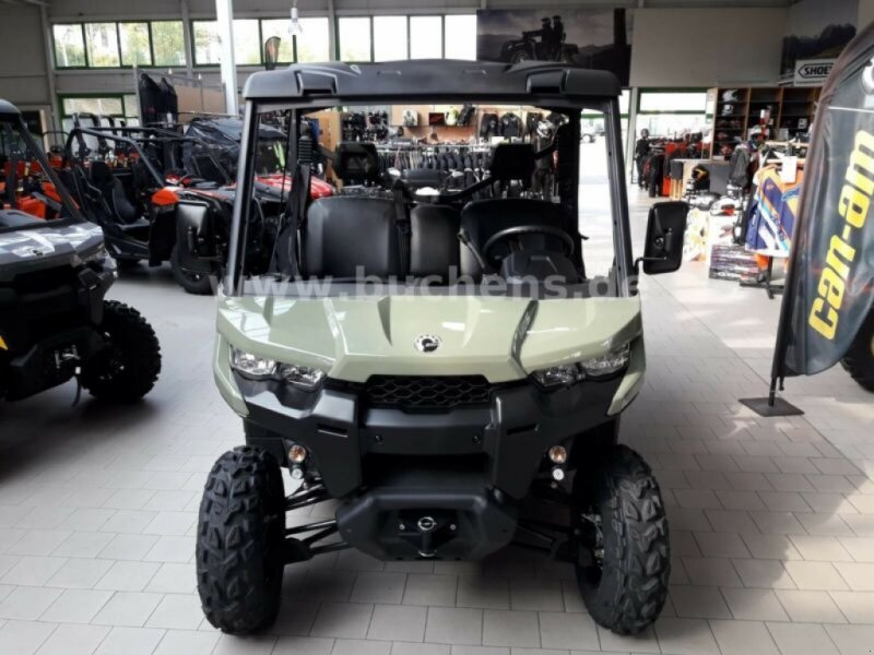 ATV & Quad des Typs Can Am Traxter HD5 T, Neumaschine in Olpe (Bild 4)