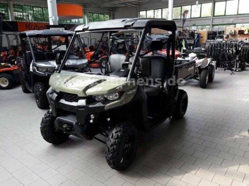 ATV & Quad des Typs Can Am Traxter HD5 T, Neumaschine in Olpe (Bild 2)