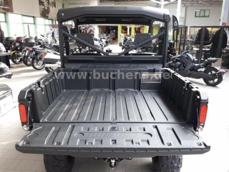 ATV & Quad des Typs Can Am Traxter HD5 T, Neumaschine in Olpe (Bild 6)