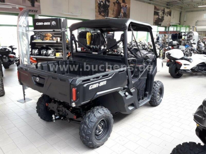 ATV & Quad des Typs Can Am Traxter HD5 T, Neumaschine in Olpe (Bild 5)